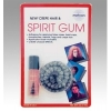 Spirit Gum with Crepe Hair - Brown